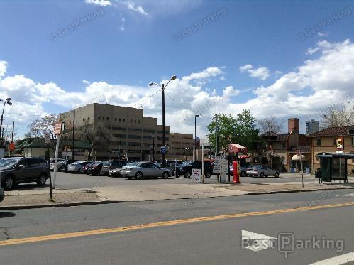 Denver Art Museum Parking , Find Parking near Denver Art Museum
