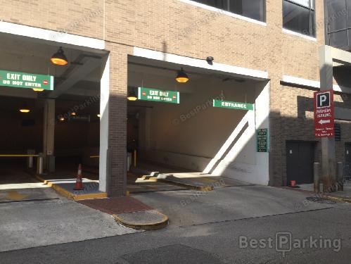 Tulane University Hospital Parking - Find Parking near Tulane