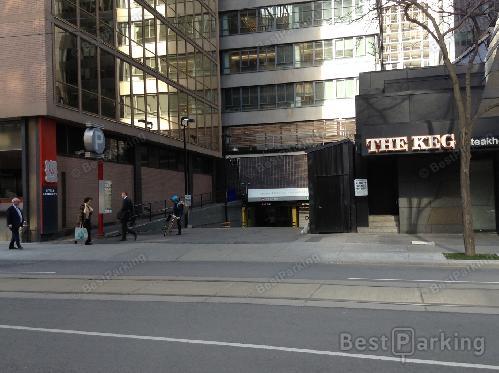 Toronto Parking - Find  Compare  Save    BestParking